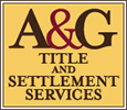 a and g title logo
